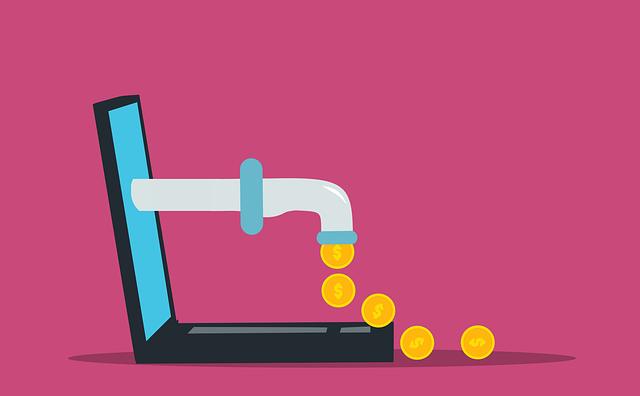 Affiliate marketing voor een passief online inkomen. Het internet is 24 uur per dag 7 dagen per week beschikbaar.